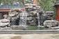 北京假山喷泉大型工程-北京假山盆景制作