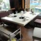 人造石火锅桌